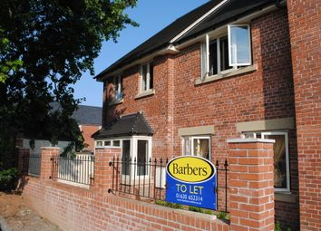 Thumbnail 2 bedroom mews house to rent in Stafford Street, Market Drayton