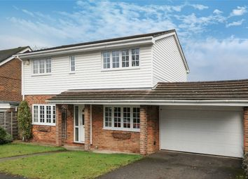 Thumbnail 4 bed detached house for sale in Dukes Wood, Crowthorne, Berkshire