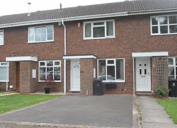 Thumbnail 2 bed terraced house for sale in Chiltern Close, Halesowen
