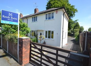 Thumbnail 3 bed semi-detached house to rent in Booth Street, Congleton