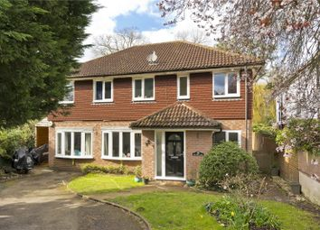 Thumbnail 5 bed detached house for sale in Westmont Road, Esher, Surrey