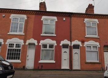Thumbnail 3 bed terraced house for sale in Linden Street, Evington, Leicester