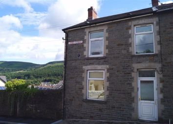 Thumbnail 3 bed end terrace house for sale in Jones Street, Mountain Ash
