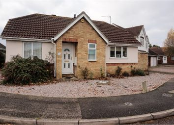 Thumbnail 2 bed detached bungalow for sale in Heron Road, Wisbech