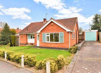 Thumbnail Detached bungalow for sale in Haycroft Way, East Bridgford, Nottingham