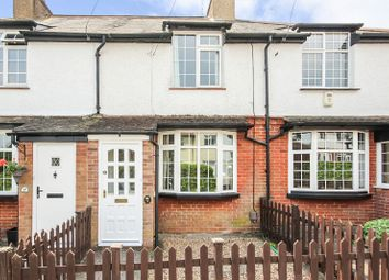 Thumbnail 3 bedroom terraced house for sale in Sandlands Road, Walton On The Hill, Tadworth, Surrey.