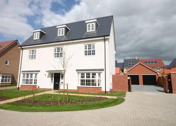 Thumbnail 5 bed detached house for sale in The Notes, Hall Road, Rochford
