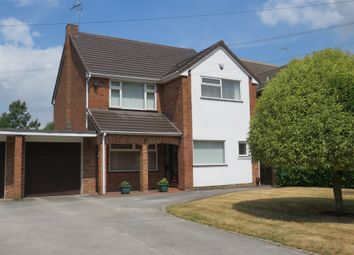 Thumbnail 4 bed link-detached house for sale in Kelsey Lane, Balsall Common, Coventry