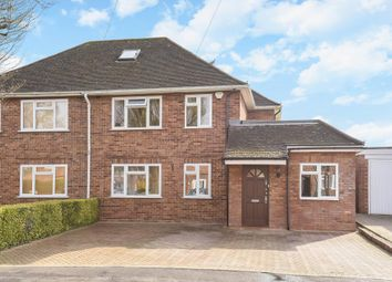 Thumbnail 4 bedroom end terrace house for sale in Broughton, Aylesbury