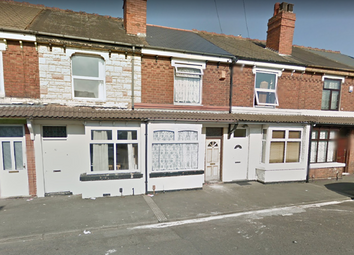 Thumbnail 2 bed terraced house to rent in Cemetery Road, Willenhall, Wolverhampton