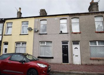 Thumbnail 3 bed terraced house for sale in Florence Street, Barrow-In-Furness, Cumbria