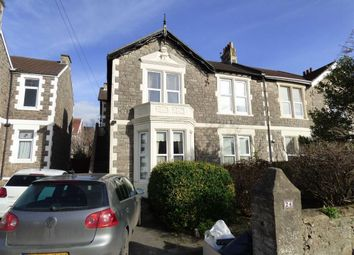 Thumbnail 2 bedroom flat for sale in Hill Road, Weston-Super-Mare