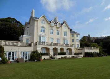 Thumbnail 2 bedroom flat to rent in Middle Lincombe Road, Torquay
