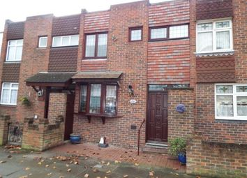Thumbnail Terraced house for sale in Chigwell, Essex