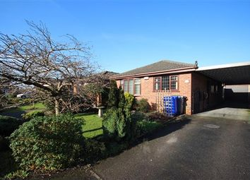 Thumbnail 3 bedroom bungalow for sale in Longsdon Grove, Meir Hay, Stoke On Trent
