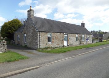 Thumbnail 3 bed detached bungalow for sale in 11 Sinclair Street, Halkirk