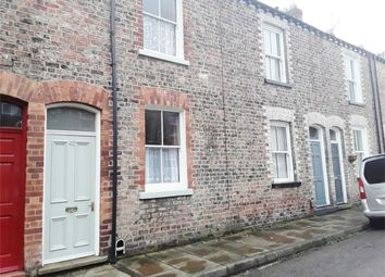 Thumbnail 2 bed terraced house to rent in Kyme Street, Bishophill, York