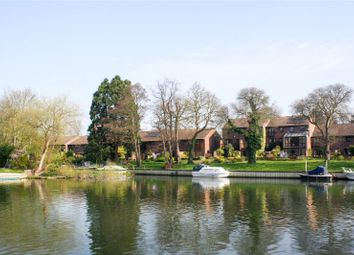 Thumbnail 3 bed terraced house for sale in Island Close, Staines-Upon-Thames, Surrey