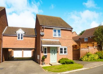 Thumbnail 3 bed link-detached house for sale in Ringtail Close, Irthlingborough, Wellingborough