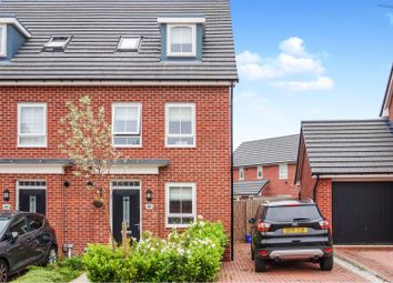 Thumbnail 3 bedroom semi-detached house for sale in Springwell Avenue, Liverpool