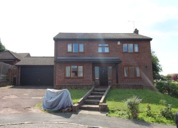 Thumbnail 4 bed detached house for sale in Ryegrass Close, Kent