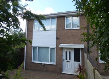 Thumbnail 2 bed semi-detached house for sale in Grove Mount, Pontefract