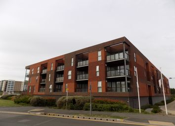 Thumbnail 1 bed flat to rent in Usk Way, Newport