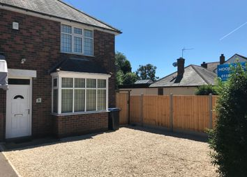 Thumbnail 3 bed semi-detached house to rent in Ratby Lane, Markfield