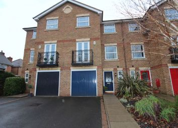 Thumbnail 4 bed town house for sale in Burns Close, Carshalton