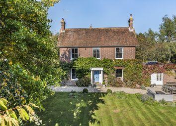 Thumbnail 5 bed farmhouse for sale in Whatlington, Battle, East Sussex