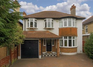 Fairfield Way, Ewell, Surrey KT19. 4 bed detached house