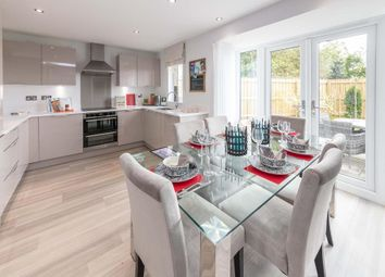 "Thumbnail 4 bed detached house for sale in ""Corgarff"" at Kintore Road, Glasgow"