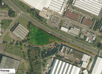 Thumbnail Commercial property for sale in Development Site 0 Linwood Avenue, East Kilbride