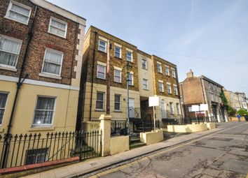 Thumbnail 1 bed flat to rent in Effingham Street Kent, Ramsgate