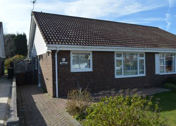 Thumbnail 2 bed detached bungalow for sale in Glebe Close, Bexhill-On-Sea