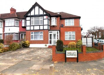 Thumbnail 5 bed end terrace house for sale in Shelley Gardens, Wembley