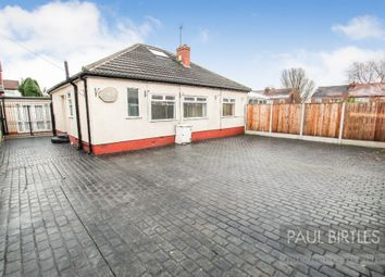 Thumbnail 3 bed bungalow for sale in Scholfield Avenue, Urmston