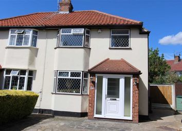 Thumbnail 2 bed semi-detached house for sale in Maida Way, North Chingford, London