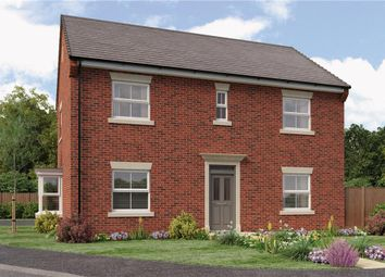 "Thumbnail 4 bedroom detached house for sale in ""The Stevenson"" at Otley Road, Killinghall, Harrogate"