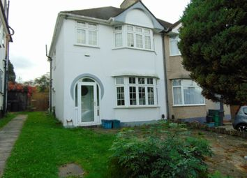 Thumbnail 3 bedroom semi-detached house for sale in Abbey Road, South Croydon