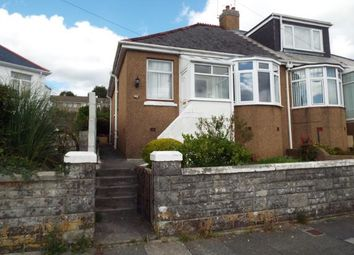 Thumbnail 2 bed bungalow for sale in Plymouth, Devon