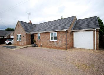 Thumbnail 2 bed detached bungalow for sale in Lowgate, Holbeach, Spalding