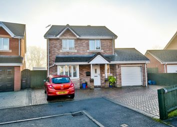 Thumbnail 4 bed detached house for sale in Forest Grove, Edwardsville, Treharris