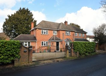 Thumbnail 4 bed detached house for sale in Chandlers Lane, Yateley