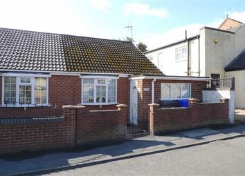 Thumbnail 1 bed semi-detached bungalow for sale in Church Street, Ilkeston, Derbyshire