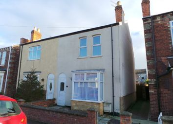 Thumbnail 3 bed semi-detached house for sale in Lincoln Street, Gainsborough