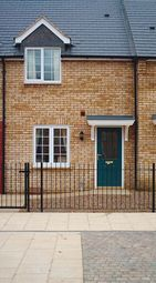 Thumbnail 2 bedroom terraced house to rent in Merle Way, Lower Cambourne, Cambourne, Cambridge
