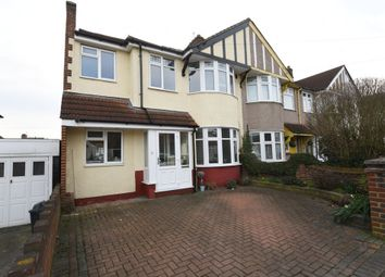 Thumbnail 4 bed terraced house for sale in Sheldon Avenue, Clayhall