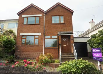 Thumbnail 4 bedroom detached house for sale in Redlands Road, Penarth
