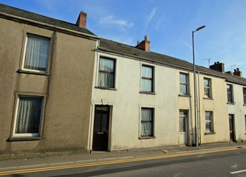 Thumbnail 4 bed terraced house for sale in Richmond Terrace, Carmarthen, Carmarthenshire